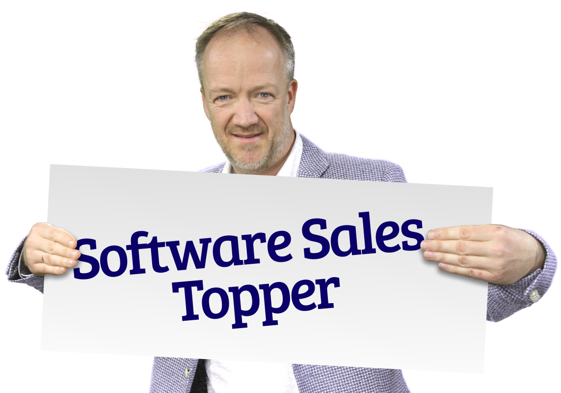 software sales topper